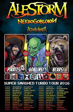 Aether Realm Tour2016