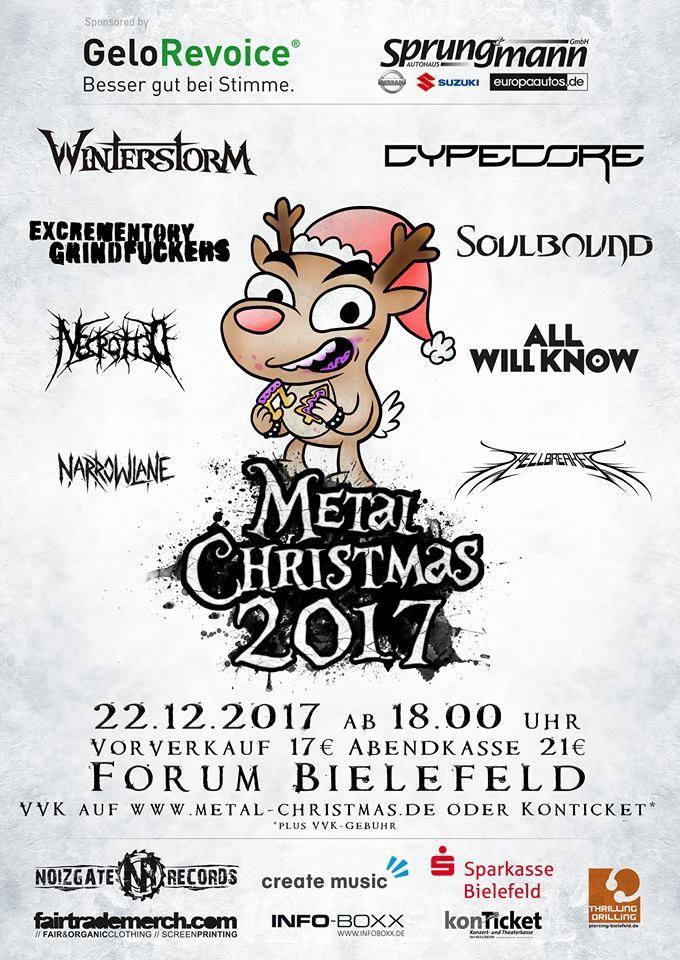 Metal Christmas 2017