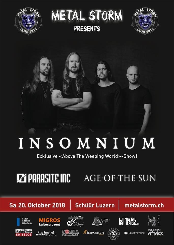 Parasite Inc_live2018