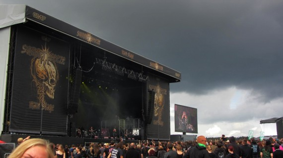1. The main stage+