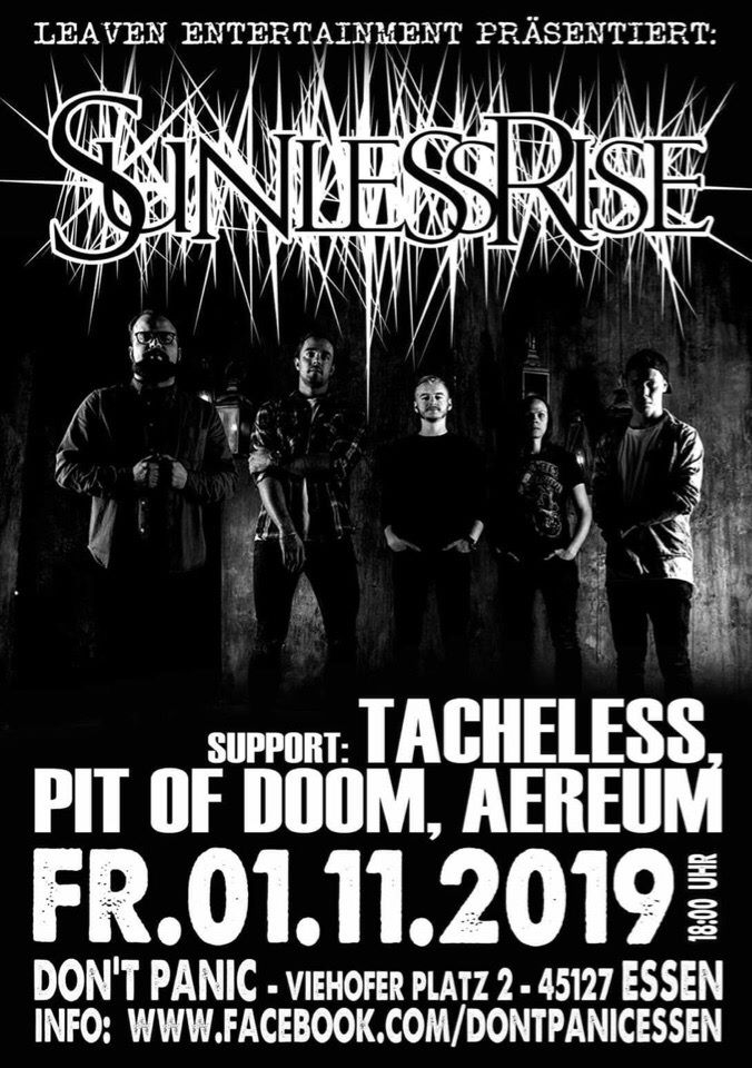 SunlessRise Live2019